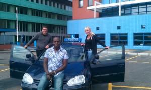 Rijschool Wassenaar 2 leerlingen geslaagd voor praktijkexamen